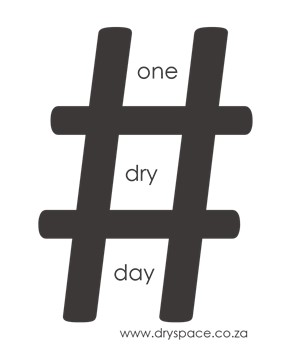 Dry Space One Dry Day Logo